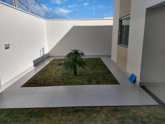 Vende-se ótima casa nova no bairro Jardim Vitória em Patos de Minas/MG - Foto 20