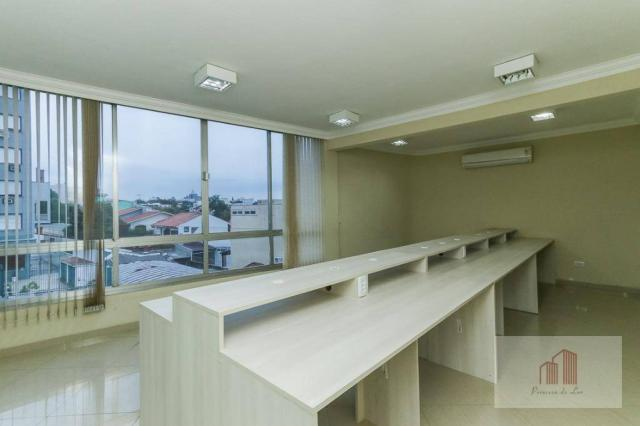 Sala comercial 36m², impecável, bairro Chácara das Pedras