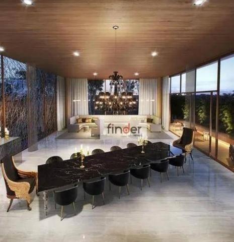 Apartamento com 4 dormitórios à venda, 343 m² por R$ 10.495.000 - Vila Olímpia - São Paulo - Foto 10