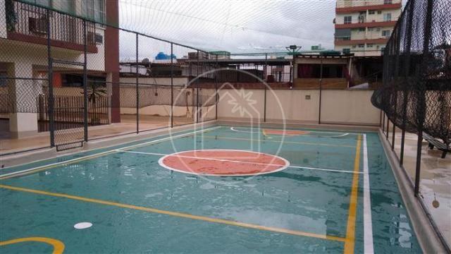 Apartamento à venda com 2 dormitórios em Vila isabel, Rio de janeiro cod:861025 - Foto 19