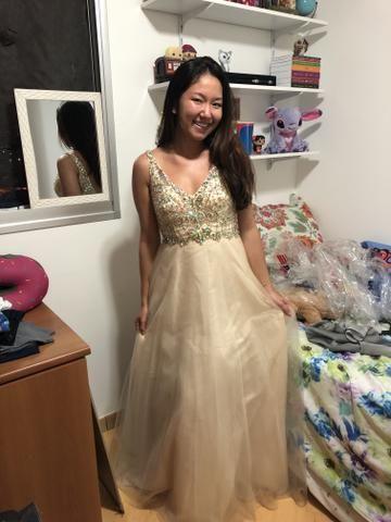 Vestido De Formatura15 Anos