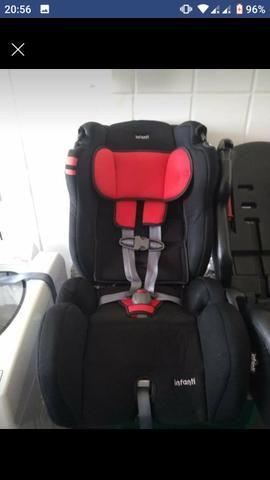 Cadeirinha p/ carro reclinável 9 a 36kg