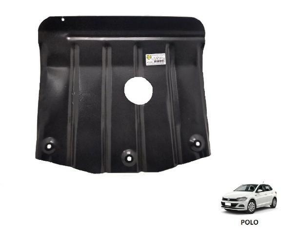 Protetor do cárter / Peito de aço - novo - VW Gol - Voyage - Foto 2