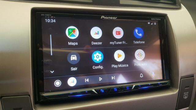 Honda City 2013 - Central Multimídia Pionner _Android Auto e Apple Carplay - Foto 7
