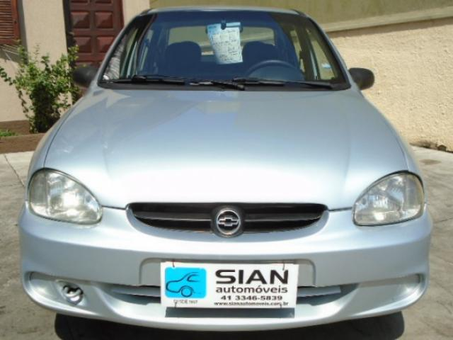 Chevrolet corsa sedan 2008 1.0 mpfi classic sedan spirit 8v flex 4p manual - Foto 13