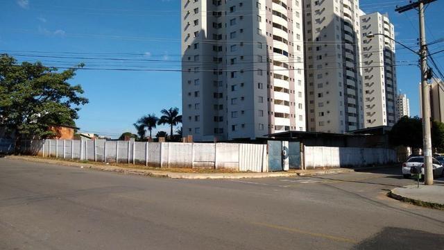 Área com projeto aprovado e fundação pronta para construção de condomínio - Foto 2