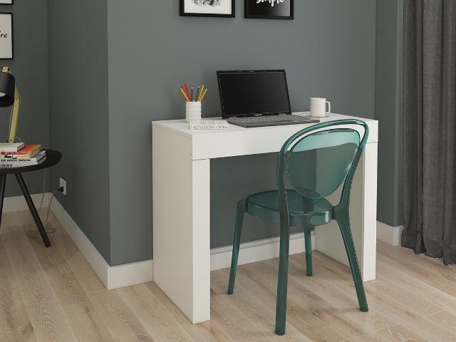 Escrivaninha/ Mesa para Computador com 4 Nichos- Entrega Rápida - Foto 4