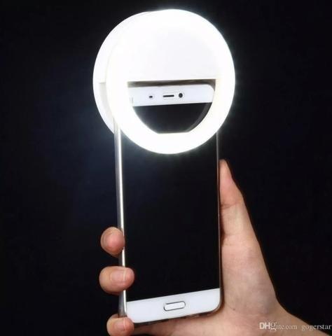 Luz de selfie