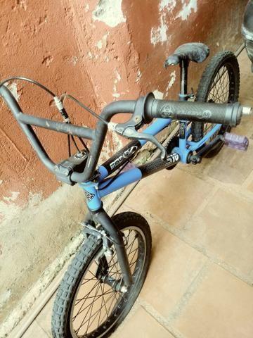 Bicicleta de manobra