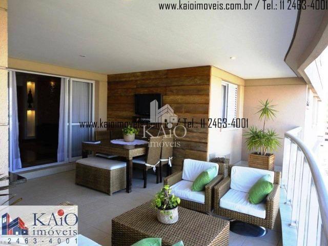 Apartamento Alto Padrão com 4 dormitórios, 2 suites, 4 vagas, Jardim Zaira