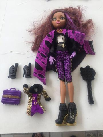 Boneca monster high Clawdeen Wolf