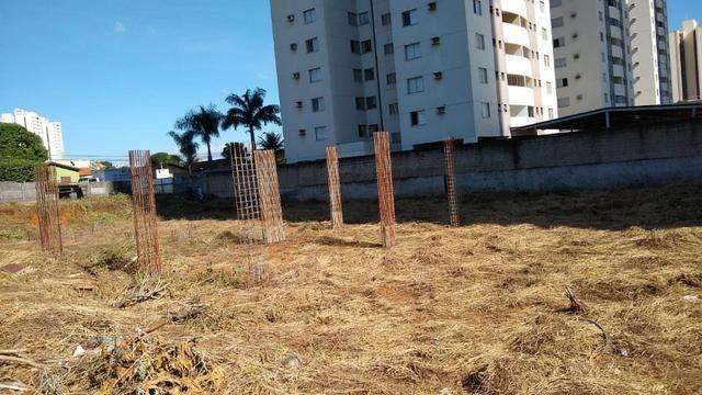 Área com projeto aprovado e fundação pronta para construção de condomínio - Foto 6