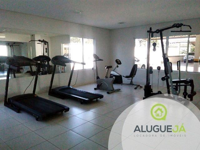Apartamento 2 quartos mobiliado, ótima localização edf. Villaggio Pompeia centro norte - Foto 3
