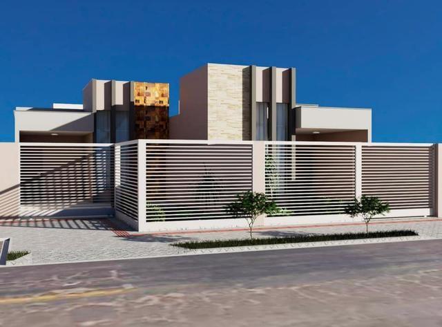 Casa nova e moderna- casa em cambé no jardim panorâmico