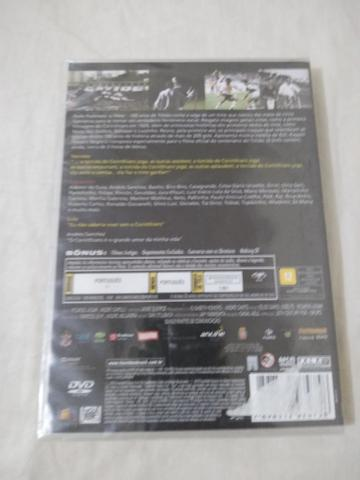 Dvd 100 anos Corinthians