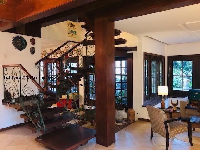 Vende Casa Cond. Fechado em Candelária 3 Suítes 5 Wc 320 mts² Dep.Comp - Foto 7