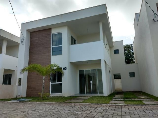 Casa em condomínio fechado com 4 suítes - Foto 12