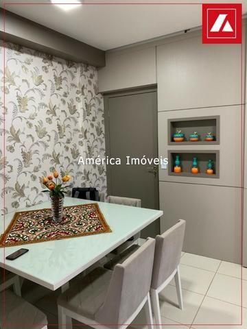 Apartamento Edificio Alvorada - 3/4, mobiliado, 2 vagas, Lindo apartamento - Foto 10