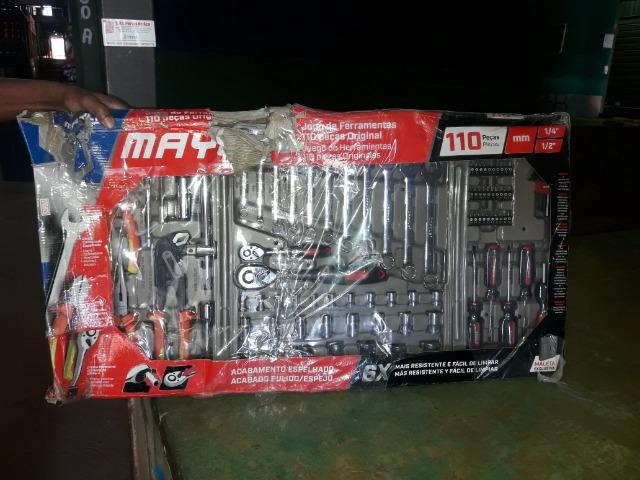 Kit ferramentas mayle 110