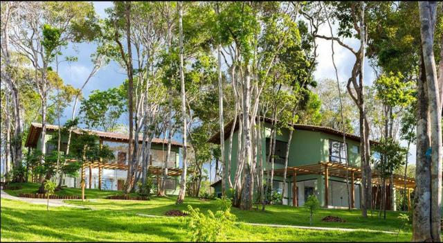 Casa 2/4 Nova, na beira da Lagoa Aruá em Praia Forte !!! Financia !!! - Foto 6