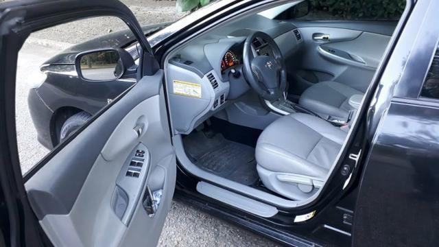 Toyota Corolla XEI-1.8 Flex com GNV 5aGeração com central Multimídia.Muito novo! - Foto 10