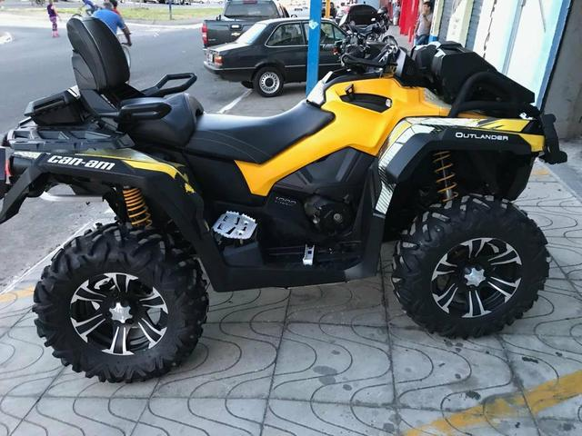 EXTRA - Quadriciclo 2014 Can Am XMR 1000cc Outlander 4x4 EXTRAAA