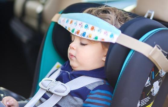 Faixa Soneca Para Bebê Conforto