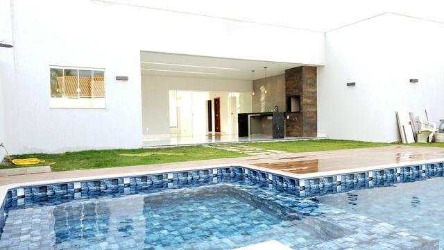 Casa 4quartos 4suites piscina churrasqueira rua12 Vicente Pires condomínio - Foto 13