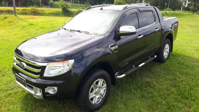 Ford Ranger Limited 3.2 Turbo 4x4 AT CD 2015 - Foto 3