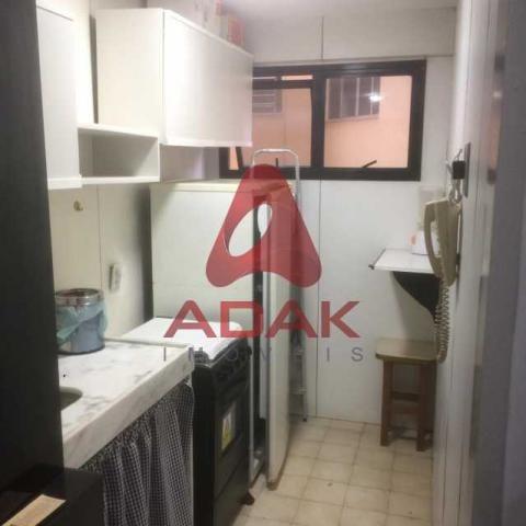 Apartamento para alugar com 1 dormitórios em Copacabana, Rio de janeiro cod:CPAP11341 - Foto 2