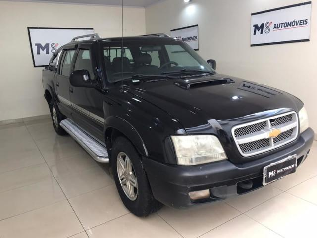 CHEVROLET S10 EXECUTIVE 2.8 DIESEL 4X4 MANUAL COMPLETO 2006 - Foto 3