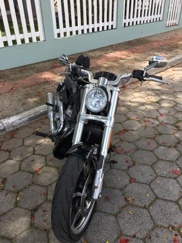 Harley-Davidson V-rod 1250cc bem abaixo da tabela 37 mil km rodados - Foto 4