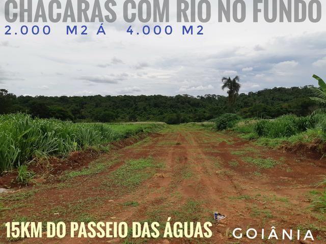 Chacaras em Goiania prox ao Orlando de Morais e Paraiso Tropical - Foto 6