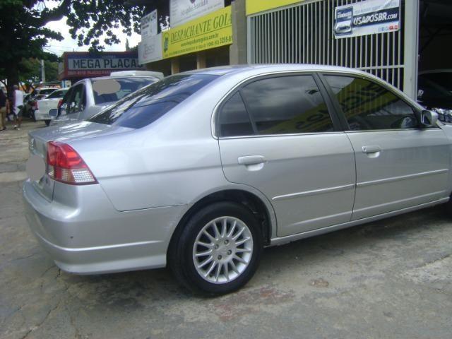 Honda Civic 1.7 Ex Automático 2005/2005 Simone * - Foto 5