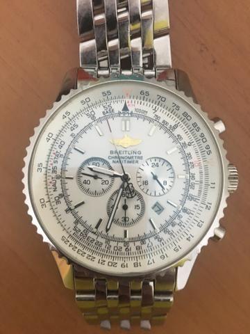 9e5b6a09f80 Relógio Breitling Original - Bijouterias