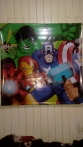 Banner Vingadores