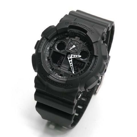 7d3561046bf Relógio Casio G-shock Digital G-100a Luxo - Bijouterias