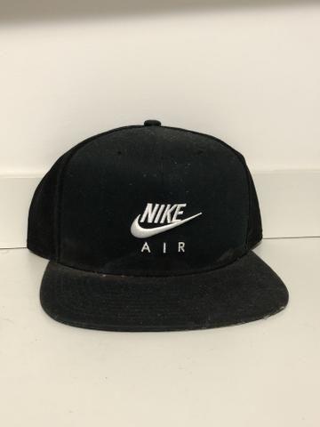 Boné Nike air preto original - Bijouterias d002194cd97