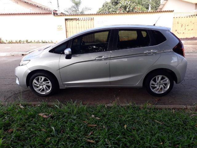 Honda Fit 15/16, automático, unica dona, Urgente R$ 45.900,00 - Foto 7