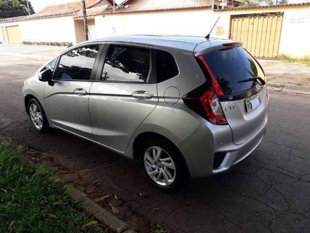 Honda Fit 15/16, automático, unica dona, Urgente R$ 45.900,00 - Foto 4
