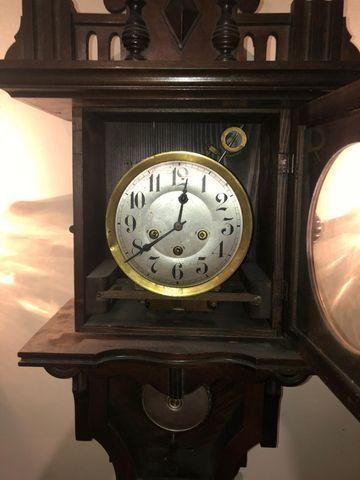 Relógio Carrilhão Junghans antigo - Foto 4