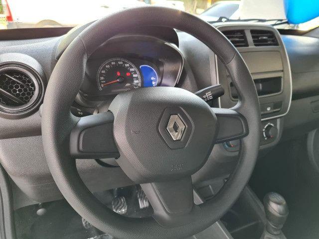 Renault Kwid Life 1.0 Flex 2021 - Foto 10