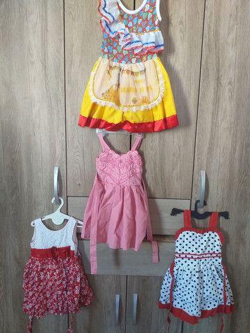 Venda de roupas infantis (feminina)/ Bijuterias  - Foto 4