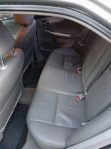 Toyota Corolla GLI 1.8 Flex Automático 2013 - Foto 10