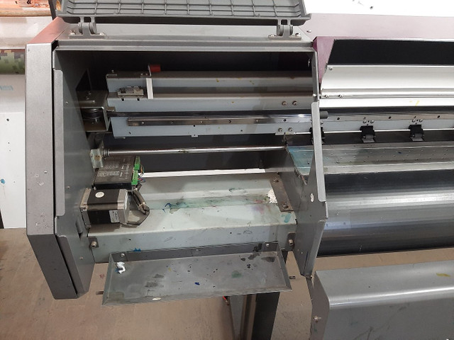Plotter witcolor ultra 9200/2302 - dx7 - Foto 5