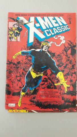 X-Men Classis - 6 Revistas com Historias Classicas - Foto 5