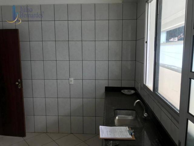Apartamento com 2 dormitórios para alugar, 80 m² por R$ 800,00/mês - Morada do Sol - Monte - Foto 13