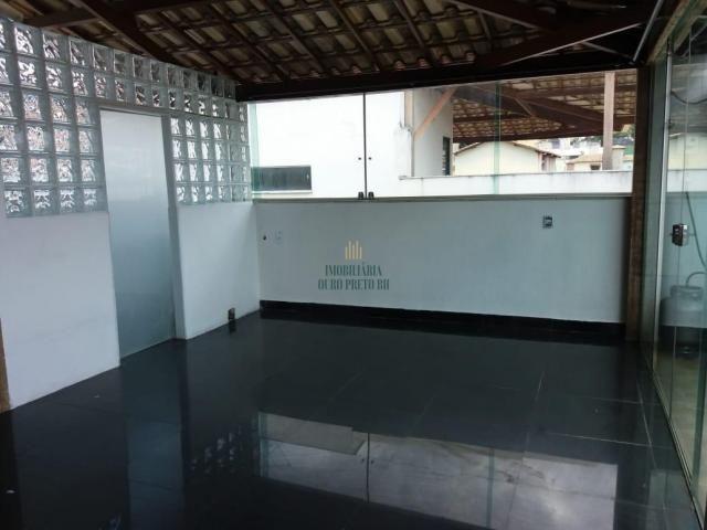 Cobertura à venda com 3 dormitórios em Copacabana, Belo horizonte cod:5458 - Foto 6
