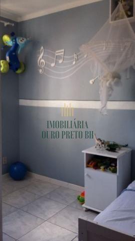 Apartamento à venda com 2 dormitórios em Piratininga (venda nova), Belo horizonte cod:2318 - Foto 9