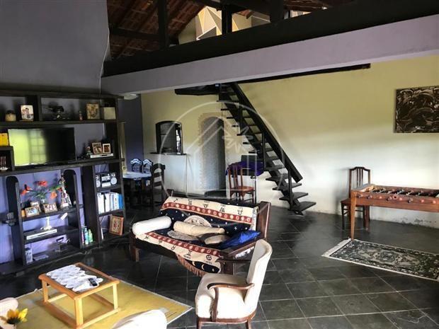Sítio à venda com 4 dormitórios em Caxito, Maricá cod:887377 - Foto 3